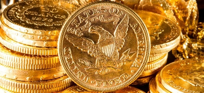 Gold und Rohöl: Gold: Hartnäckiger Kampf um 1.500-Dollar-Marke | Nachricht | finanzen.net