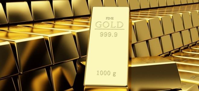 Goldpreis im Fokus: COT-Report: Gold - Große und kleine Terminspekulanten deutlich skeptischer | Nachricht | finanzen.net