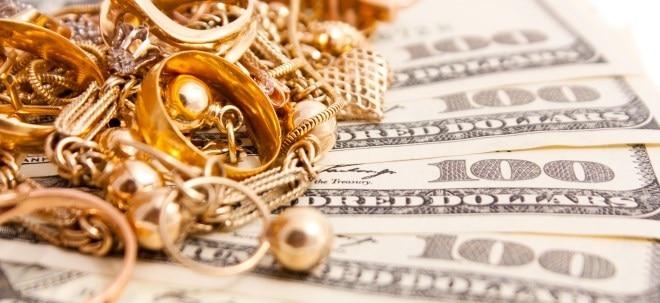 Boom am Goldmarkt: Kräftige Erholung bei Gold - Sollten Investoren jetzt zugreifen? | Nachricht | finanzen.net