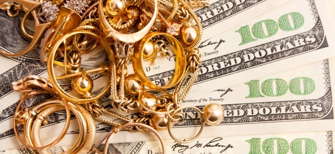 Tiefststand seit einem Jahr: Goldpreis auf Talfahrt - Die Gründe | Nachricht | finanzen.net