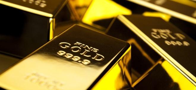Gold und Rohöl: Gold: Charttechnisch stark angeschlagen