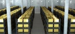 Из России вывезли рекордный объем золота