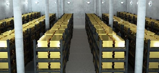 Absicherung: Zentralbanken decken sich wieder mit Gold ein | Nachricht | finanzen.net