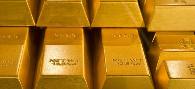 Gold und Rohöl: Gold: WGC meldet für Oktober weltweite ETF-Zuflüsse | Nachricht | finanzen.net