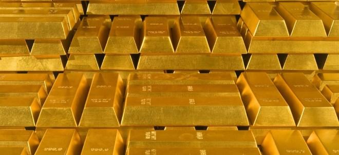 Gold und Rohöl: Gold: Komfortabel über 1.500-Dollar-Marke | Nachricht | finanzen.net