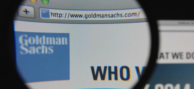 Trotz höherer Einnahmen: Goldman Sachs verdient weniger - Gewinnerwartungen verfehlt | Nachricht | finanzen.net