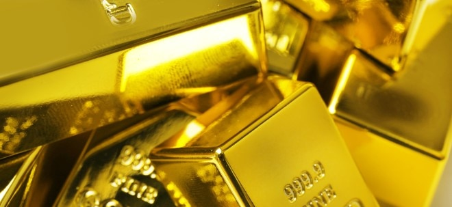 Gold und Rohöl: Gold: Weiterhin im Korrekturmodus
