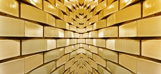Ende der Talfahrt?: Experten: Bis Ende des Jahres wird der Goldpreis auf 1.300 US-Dollar steigen | Nachricht | finanzen.net