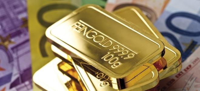 Krisenwährung: Goldpreis steigt in Richtung neues Jahreshoch   Nachricht   finanzen.net