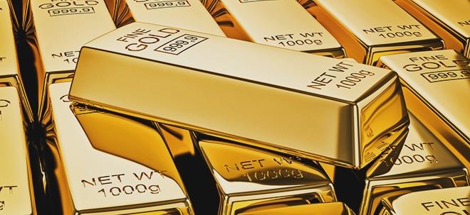 Gold und Rohöl: Gold: Leichtes Wochenplus möglich | Nachricht | finanzen.net