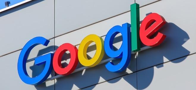 Kennzahlen im Blick: Google-Mutter Alphabet übertrifft Schätzungen - Alphabet-Aktie springt an | Nachricht | finanzen.net