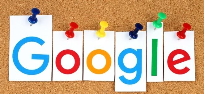 Marktbeherrschende Stellung: USA leiten Kartellverfahren gegen Google ein - Alphabet-Aktie im Plus | Nachricht | finanzen.net