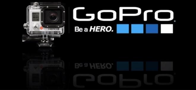 Solides Ergebnis: GoPro schlägt Erwartungen - Verlust geringer als befürchtet - Aktie dreht ins Minus | Nachricht | finanzen.net