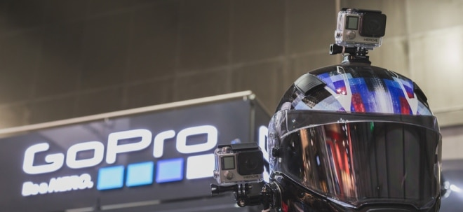 Bilanz vorgelegt: GoPro überzeugt mit Zahlenwerk - GoPro-Aktie schießt 15 Prozent hoch | Nachricht | finanzen.net