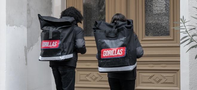 Platzierung von Anteilen: Delivery Hero-Aktie gibt ab: Gorillas will offenbar eine Milliarde Dollar einsammeln - Delivery Hero dabei | Nachricht | finanzen.net