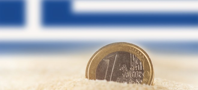 Griechenland-Hilfe stützt: Eurokurs steigt fast auf 1,12 US-Dollar | Nachricht | finanzen.net