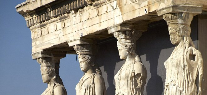 Bank-Run: Börse in Athen bricht erneut ein - Banken werden Pennystocks | Nachricht | finanzen.net
