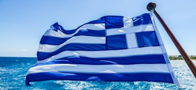 Auf gutem Weg: Fitch erhöht Griechenland-Rating auf B von B- - Ausblick positiv | Nachricht | finanzen.net