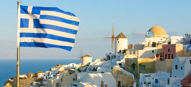 Euro am Sonntag-Ausland: Griechenland: Applaus von den Anlegern   Nachricht   finanzen.net