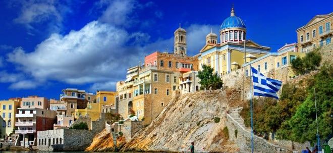Für Schuldentilgung: Athen leiht sich kurzfristig Geld - für weniger Zinsen