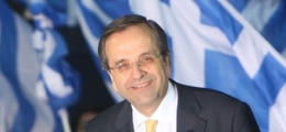 Schuldenschnitt unnötig: Samaras: 'Wir werden im Euro bleiben'   Nachricht   finanzen.net