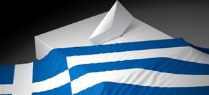 Parlamentswahl: Linksb�ndnis Syriza in Griechenland vor historischem Wahlsieg
