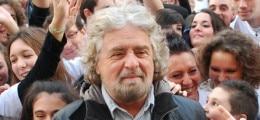 Lähmung Italiens droht: Populist Grillo will mögliche Große Koalition behindern | Nachricht | finanzen.net