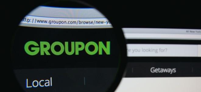 Übernahmephantasie: Groupon-Aktie hebt ab: Groupon sucht offenbar Käufer | Nachricht | finanzen.net