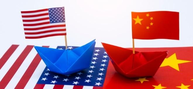 Lösung in Reichweite?: US-Finanzminister: Handelsabkommen mit China zu 90 Prozent komplett | Nachricht | finanzen.net