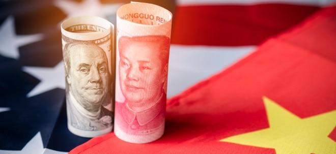 Trump: Handelsgespräche mit China laufen wirklich gut