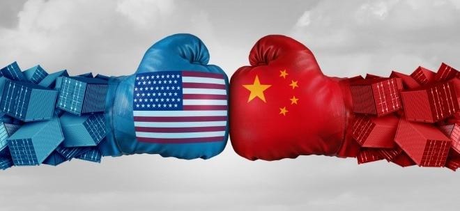 Verschiebung?: Handelsdeal mit China wohl vielleicht erst im Dezember | Nachricht | finanzen.net