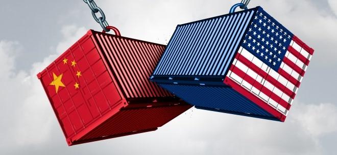 Vorerst keine Strafzölle: Teilabkommen im Handelszwist zwischen USA und China:Unterzeichnung im Januar | Nachricht | finanzen.net