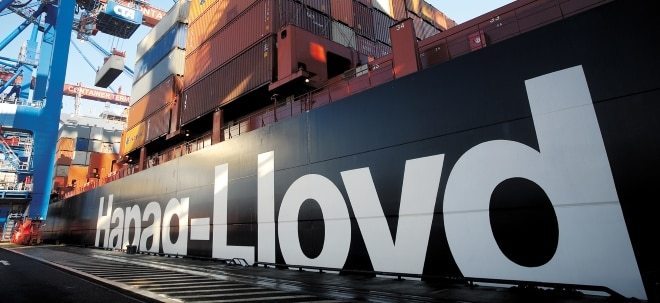 Steigende Erlöse: Hapag-Lloyd-Aktie springt fast 30 Prozent hoch: Rückkehr in die Gewinnzone | Nachricht | finanzen.net