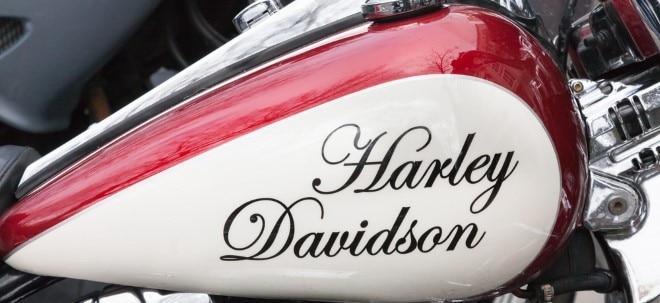 LiveWire: Harley-Davidson lanciert eigenständige Elektromarke - Aktie im Minus   Nachricht   finanzen.net