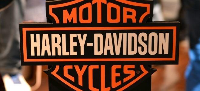 Bei Tricksereien erwischt: Harley-Davidson zahlt Millionenstrafe in den USA wegen Abgasaffäre - Aktie verlustreich | Nachricht | finanzen.net