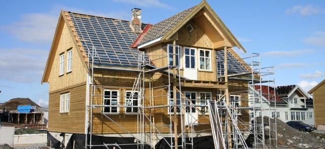 Kontinuierliche Steigerung: Baupreise weisen den stärksten Anstieg seit zehn Jahren auf