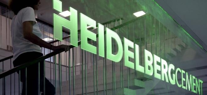 HeidelbergCement muss Milliarden abschreiben - Aktie fällt nachbörslich
