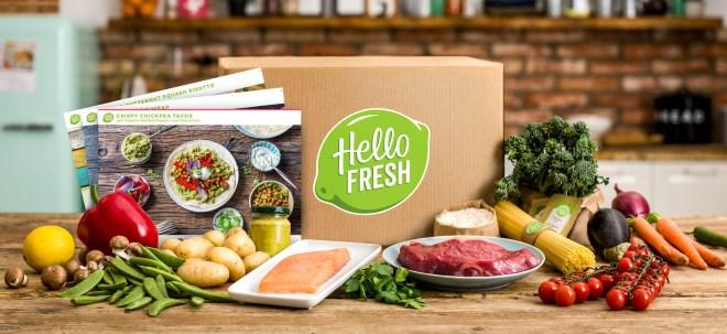 Umsatz steigt: HelloFresh-Aktie: Kochboxen-Versender will schon bald profitabel werden | Nachricht | finanzen.net