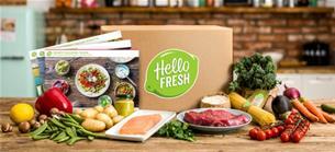 Erstmals Nettogewinn: HelloFresh-Aktie fällt dennoch: HelloFresh mit mehr Umsatz und Sprung in Gewinnzone