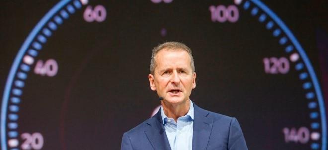 AR stimmt zu: VW-Aktie gefragt: Volkswagen-Chef Diess erhält neuen Vertrag bis 2025   Nachricht   finanzen.net