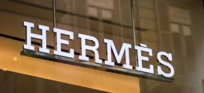 Verkäufe auf hohem Niveau: Handelsstreit zwischen USA und China lässt Luxuskonzern Hermès kalt   Nachricht   finanzen.net