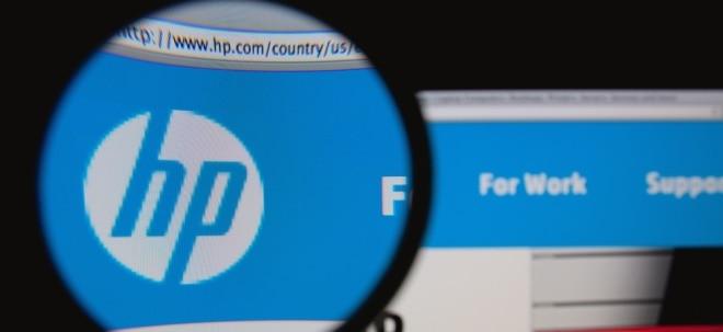 Vor Konzernaufspaltung: Hewlett-Packard mit deutlichem Gewinnrückgang | Nachricht | finanzen.net