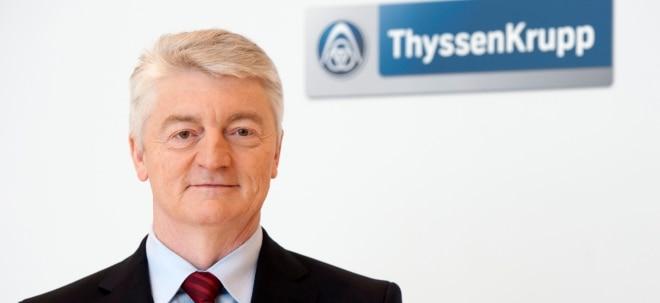 Scharfe Kritik: US-Hedgefonds Elliott fordert Ablösung von thyssenkrupp-Chef Hiesinger | Nachricht | finanzen.net