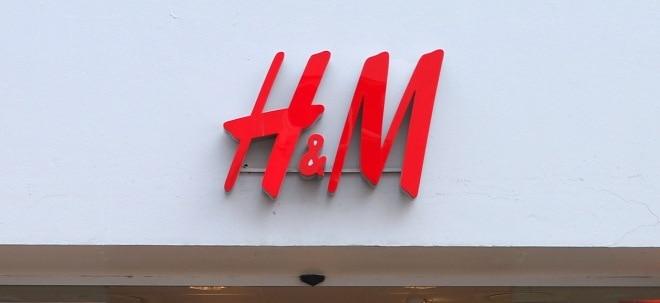 Hennes & Mauritz-Aktie: In der Sonne