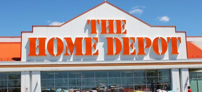 Investitionen: Home Depot-Aktie kräftig im Minus: Prognose für Umsatzwachstum im Gesamtjahr gesenkt | Nachricht | finanzen.net