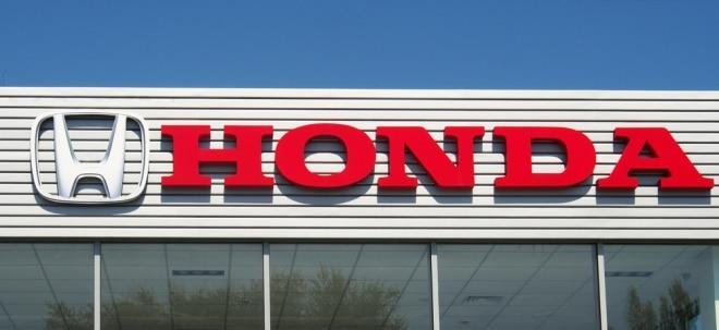 Höherer Gewinn erwartet: Honda hebt Jahresprognose an | Nachricht | finanzen.net