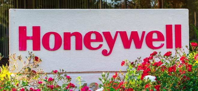 Anziehende Nachfrage: Honeywell erhöht Jahresausblick - Honeywell-Aktie dennoch in Rot | Nachricht | finanzen.net