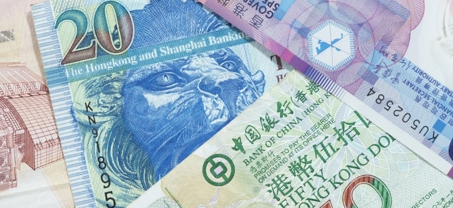 Ausblick negativ: Fitch senkt Rating Hongkongs auf AA von AA+   Nachricht   finanzen.net