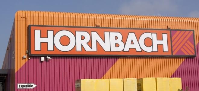 Prognose angehoben: HORNBACH-Aktie gefragt: HORNBACH erwartet mehr Gewinn nach gutem dritten Quartal | Nachricht | finanzen.net