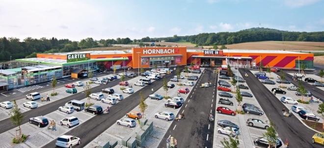 Jahresprognose bleibt: HORNBACH startet furios ins Geschäftsjahr - Aktie legt zu | Nachricht | finanzen.net